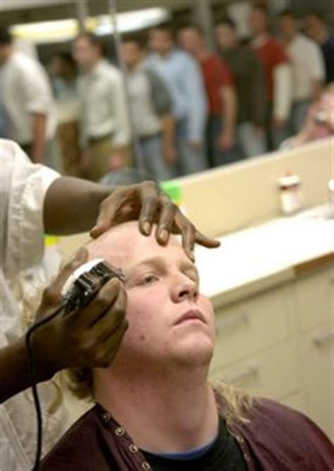 different hair cuts in usmc training boot c forging a warrior the enterprise