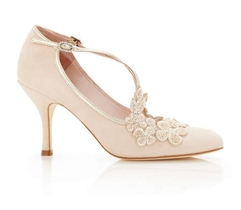 Wedding Shoes Uk by Pink Wedding Shoes Wedding Ideas Chwv