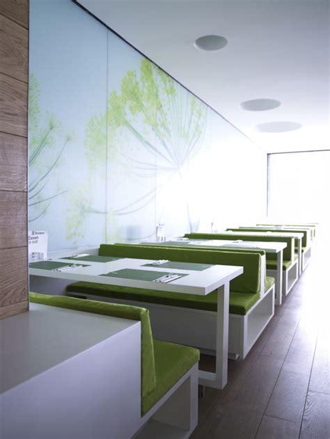nat fine bio food restaurant interior  einseins architects