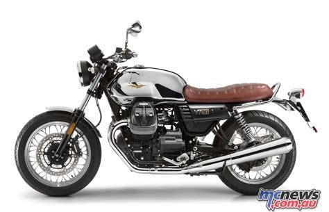 Moto Guzzi V7 2017 moto guzzi v7 iii lands next week from 12 990