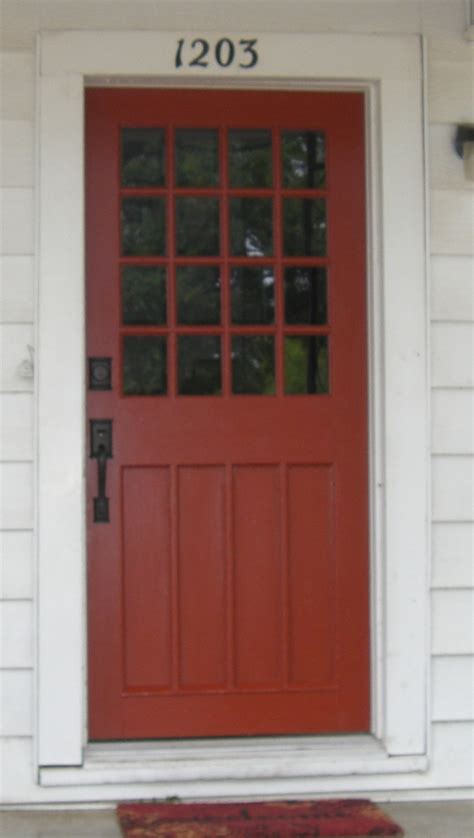sherwin williams fired brick this will be our front door color when we get around to it and