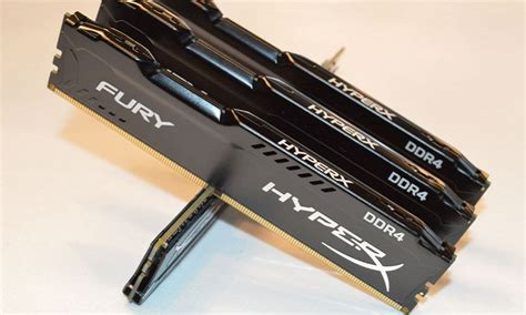 Kingston Hyperx Fury 32gb kingston hyperx fury 32gb ddr4 2400 cl15 memory kit review