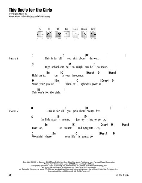 my lyrics and chords by martina mcbride this one s for the by martina mcbride guitar