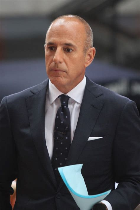 matt lauer haircut pin by the hollywood gossip on tv stars pinterest