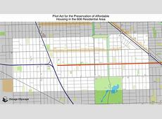 New ordinance intends to hold back gentrification around ... 26th Ward Map