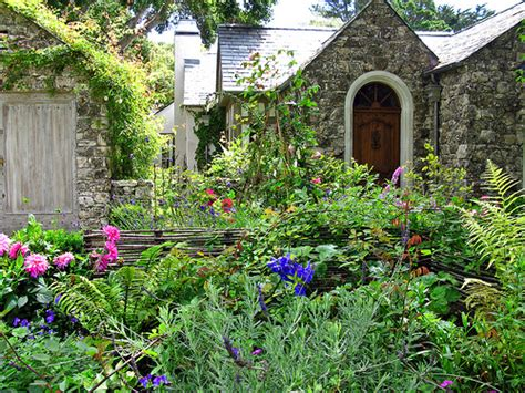 cottage garden style cottage garden flickr photo