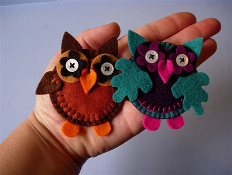 craft fabric felt owl pencil holder craft and fabric j o fabrics