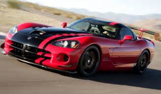 dodge viper acr is the performance car of