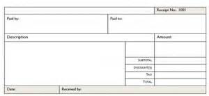 Simple Cash Receipt Template 50 Free Receipt Templates Cash Sales Donation Taxi