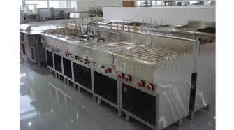 ranges hotel equipments for sale kitchen equipments