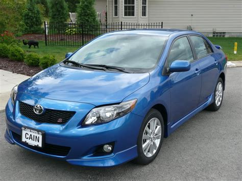 2010 toyota corolla s review toyota corolla 2010 s 28 images clintjohnson 2010