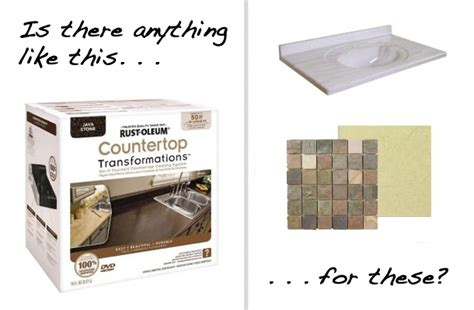 How To Paint Tile Countertops by Can You Paint Cultured Marble Or Tile Countertops Home Makeover