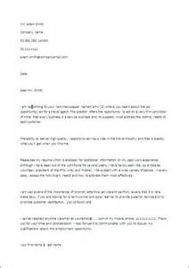 Application Letter For Booking Agent Job Application Letter For Travel Agent