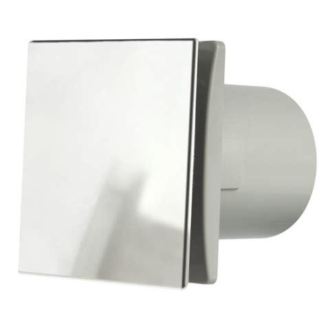 designer bathroom extractor fan manrose timer fan chrome timer bathroom fan