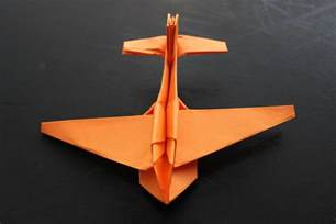 How To Make Airplane Out Of Paper - how to make a cool paper plane origami jimbo