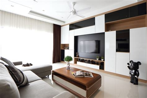 Malaysia Interior Design by Modern Setia Walk Apartment Interior Design By Nu Infinity