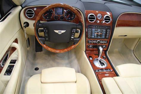 used bentley interior 2007 bentley gtc interior colors floors doors