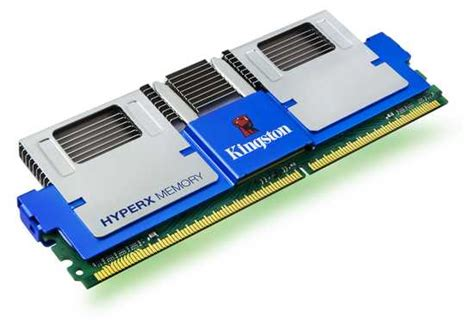 fb dimms kingston technology releases 800mhz hyperx fb dimms for