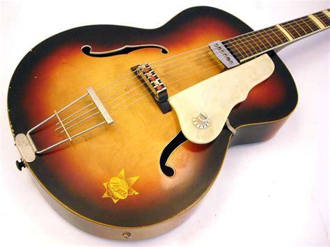 veranda guitars 1960 hoyer expo wutzdog guitars finest vintage guitars