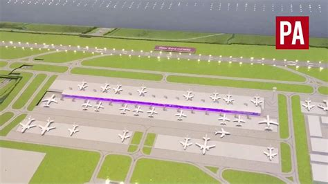 layout heathrow airport heathrow expansion plans map of affected areas with