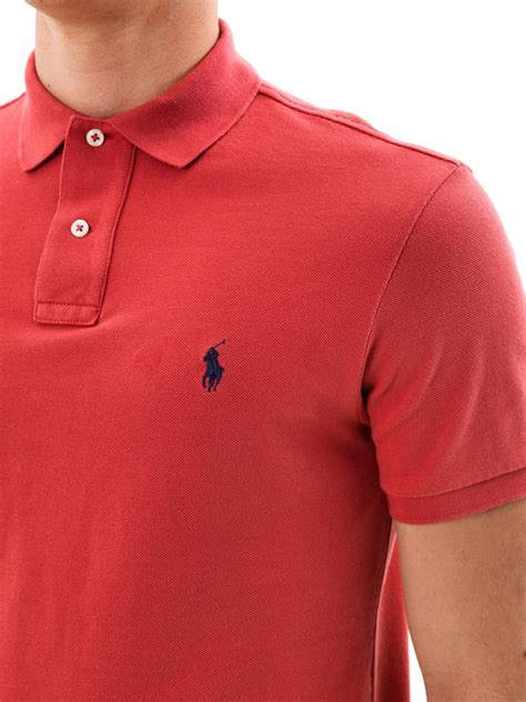 More Ponies For Polo by Lyst Polo Ralph Small Pony Slim Fit Polo Shirt In