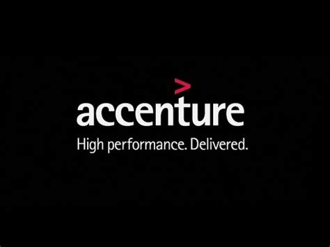 Mba Marketing In Accenture accenture marketing mix 4ps strategy mba skool study