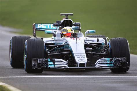 mercedes race car mercedes amg petronas w08 f1 race car revealed in silverstone