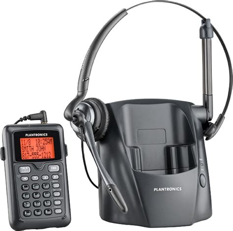 ct14 plantronics phone headset system dect 6 0 1 9 ghz