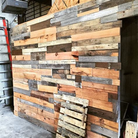 wall panel  industrial warehouse   pallet