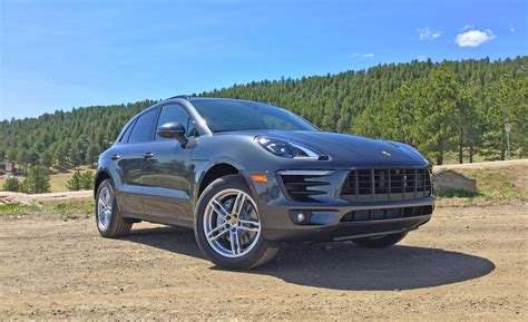 Porsche Macan S Review by 2017 Porsche Macan S Review Hands On At White Ranch Park