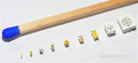 SMD LEDs in allen Größen LEDs, Modellbau Zubehör & vieles mehr günstig kaufen