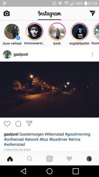 instagram layout update instagram krijgt live video en layout update met nieuwe