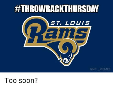St Louis Rams Memes - funny meme nfl and soon memes of 2016 on sizzle