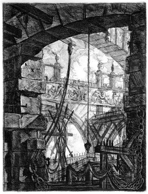 Les Prisons imaginaires de Giovanni Battista Piranesi