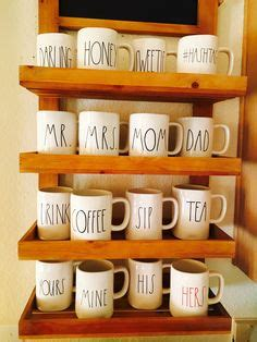 rae dunn target 9 slot target cubby with rae dunn mugs farmhouse style coffee mug storage decorating our home