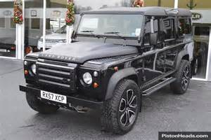 used land rover defender cars for sale with pistonheads