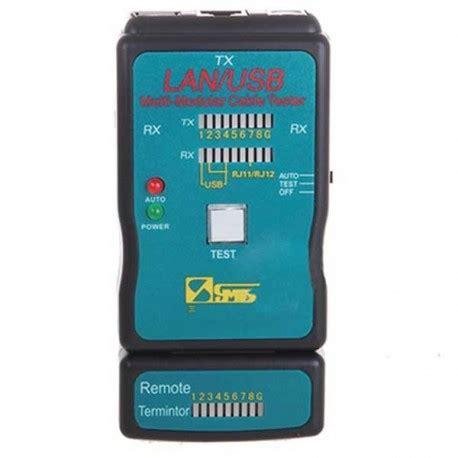 Lan Usb Multi Modular Cable Tester lan usb multi modular cable tester model ct 168 digiware store