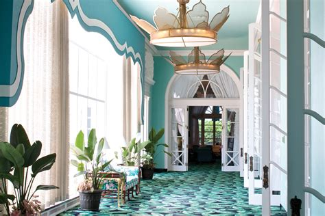 interior design virginia dorothy draper s enduring legacy at the greenbrier mag