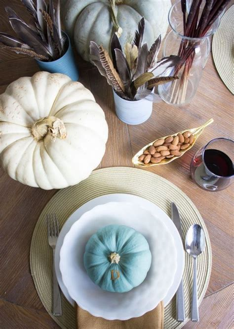 Modern Thanksgiving Decor by 24 Modern Yet Stylish Thanksgiving D 233 Cor Ideas Digsdigs