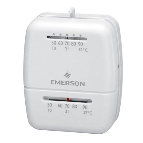 Thermostat Kancing 102 C emerson mechanical heat only thermostat 1c20 102 1c20 102 the home depot