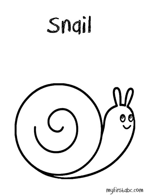 snail coloring pages preschool snail coloring sheet coloring pages