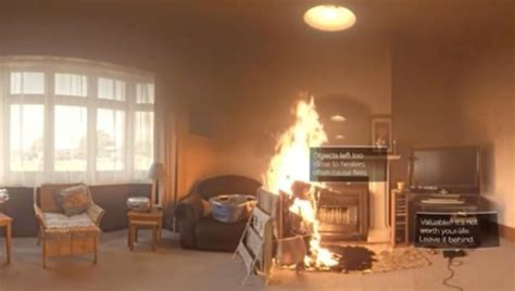 temperature inside my house fire service use vr to let people experience a burning house vrfocus