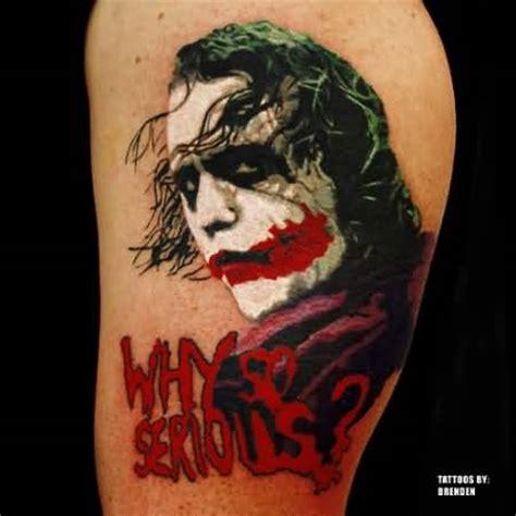 tattoo joker why so serious joker tattoo ideas and joker tattoo designs page 88