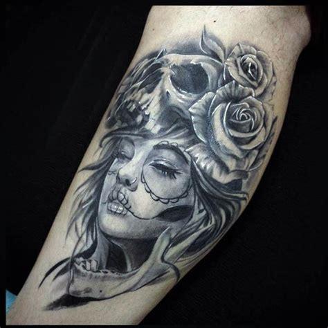 imagenes de calaveras chidas para tatuar imagenes catrinas tattoo tatuajes 29 catrinas10