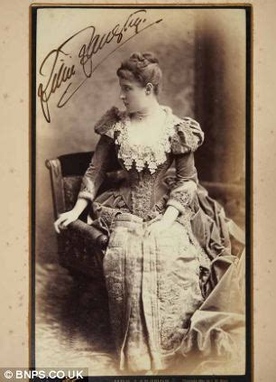 edward vii's mistress: pictures of woman behind royal