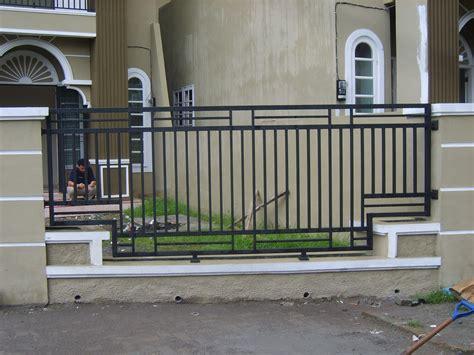 desain gambar pagar desain pagar rumah minimalis modern terbaru 2015