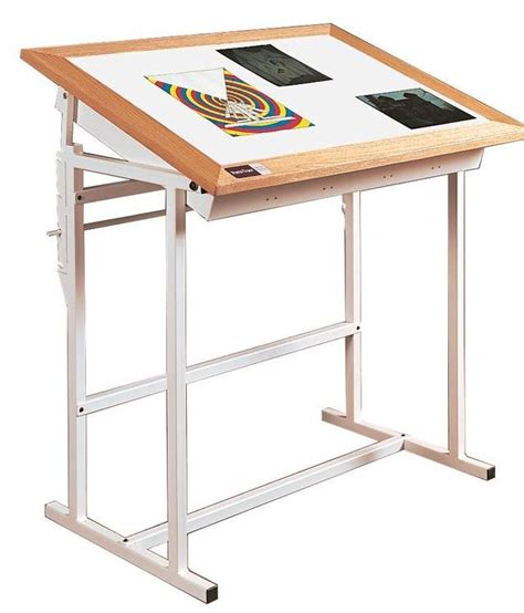 Light Drafting Table Drafting Light Tables Porta Trace Adjustable Bottom Lit Tables
