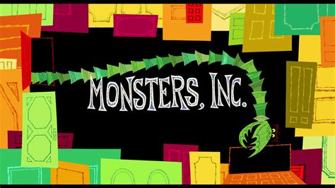 Lots Of Fun Meaning Review Monsters Inc Bd Screen Caps Movieman S Guide