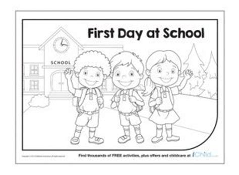 coloring pages for starting school 17 best images about back to school for parents on