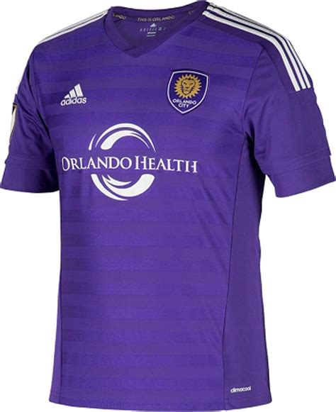Jersey Mls Orlando City 2015 Home Away New Orlando City Sc 2015 Mls Jersey Adidas Purple Orlando